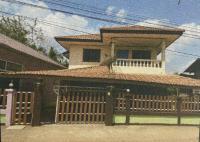 บ้านเดี่ยวหลุดจำนอง ธ.ธนาคารอาคารสงเคราะห์ มหาสารคาม นาเชือก ปอพาน